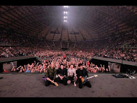 Fall Out Boy Wintour San Antonio Texas 3-20-16