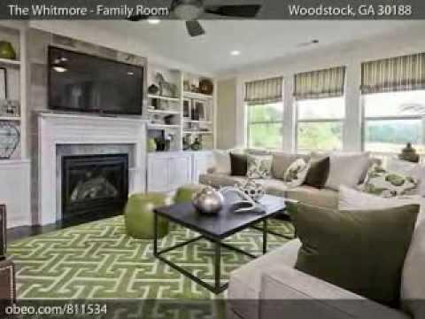 New Home in Atlanta Stoney Creek by Ashton Woods in Woodstock, Cherokee County