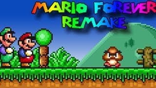 Video Mario Forever Remake download MP3, 3GP, MP4, WEBM, AVI, FLV April 2018