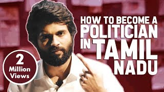 How To Become a Politician in Tamilnadu | Ft Vijay Devarakonda | Put Chutney
