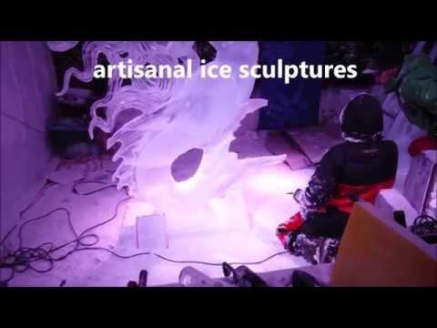 Winterlude Ice Sculptures, Ottawa, Canada