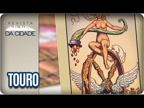 Previsão de Touro 01/05 à 08/05 - Revista da Cidade (01/05/17)