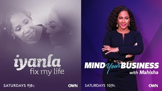 Saturdays are for handling your business. If you love Iyanla: Fix M...