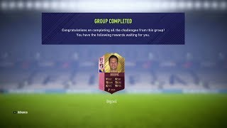 NEW FUTTIES BEGOVIC AND MARQUEE MATCHUPS COMPLETED!! Fifa 18 Ultimate team