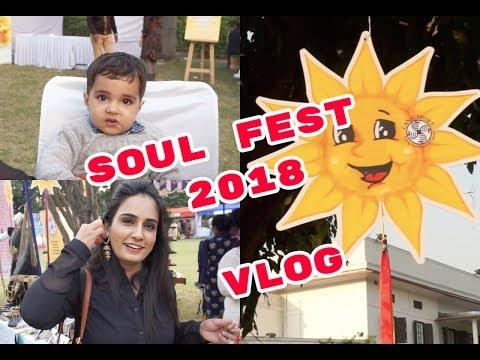Soul Fest Delhi 2018 | Weekend Vlog