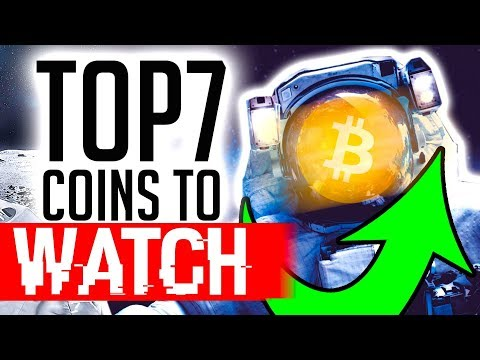 7 Altcoins You Need To Watch In 2020