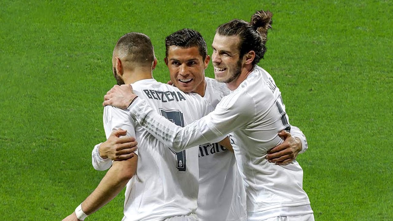 Download The Day Cristiano Ronaldo, Bale, Benzema Scored 12 Goals + Assists in One Game