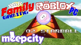 Let's Play Roblox PC! Meep City 02 Starball