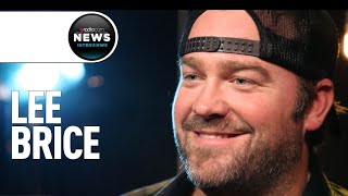 Lee Brice Talks New Album