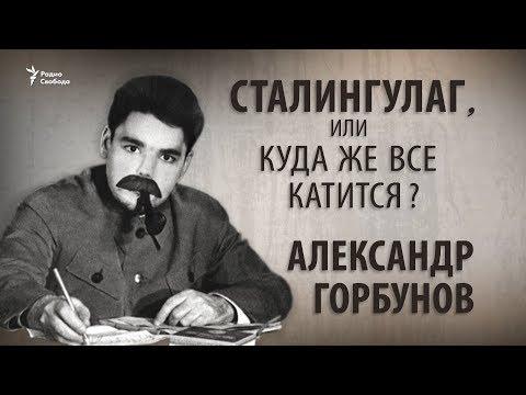 Сталингулаг, или Куда же все катится? Александр Горбунов