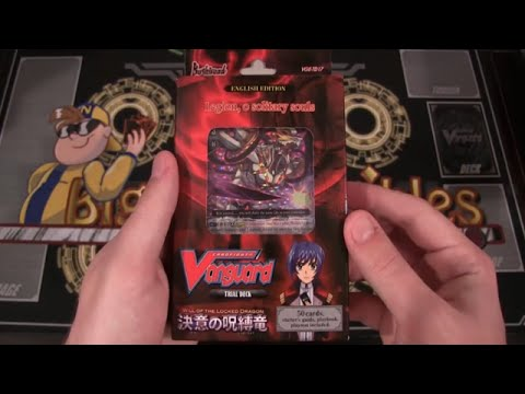cardfight vanguard trial deck 17 will of the locked dragon. Black Bedroom Furniture Sets. Home Design Ideas