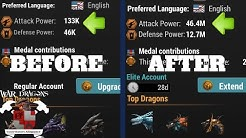War Dragons: How To 'Intelligently' Level Up Quickly!!! Tips & Strategies!!!