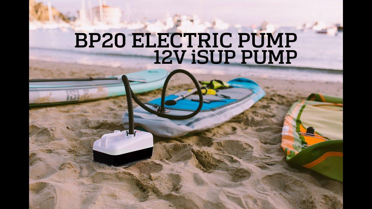Isle Bp20 Electric Pump Youtube
