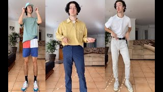 Tutorial And Result Tik Tok Dance Challenge Compilation With Nathan Lust #1