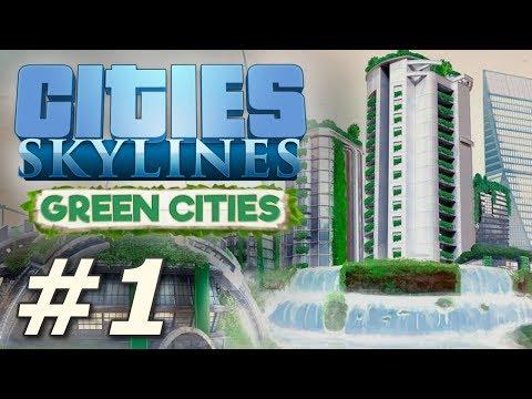 Cities Skylines: Green Cities - New Pravsburg (Part 1)