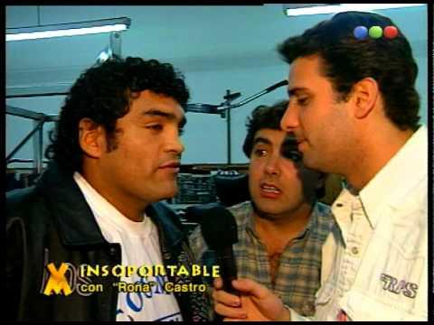 Isoportable con Roña Castro - Videomatch 1997