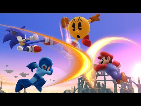 Smash Bros 3DS online/Mewtwo Hype/New Modes/3DS smash dead?