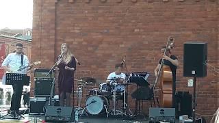 Sasha Strunin Band - That's Just How It Goes (Manu Summer Jazz Sundays 2017)