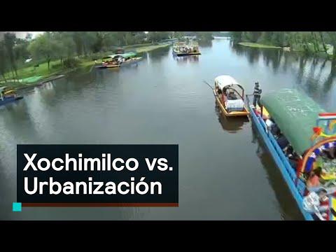 Xochimilco vs. urbanización - Al aire con Paola