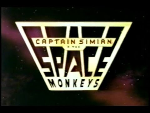 Media Hunter - Captain Simian and the Space Monkeys Review