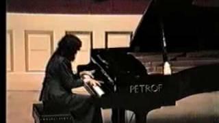 F.Liszt: Mefistov valčík, (úryvok) Sylvia Čápová Vizváry recitál