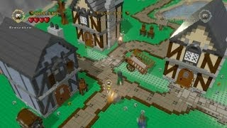 LEGO Lord of the Rings - Middle-Earth Bonus Level (1,000,000 Stud Challenge) - 100% Complete