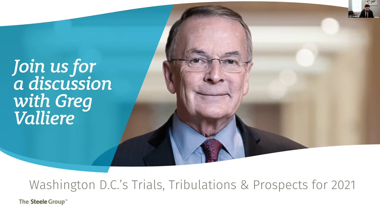 Washington D.C.'s trials, tribulations and prospects for 2021