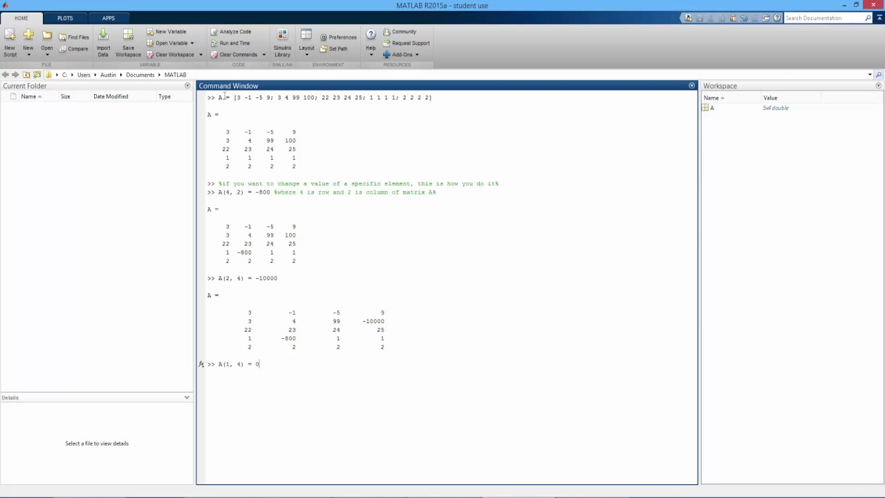 ELEMENTS OF MATLAB STYLE PDF DOWNLOAD