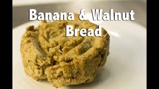 Egg less Banana Walnut Bread | Chef Pallavi Nigam With Chef harpal singh