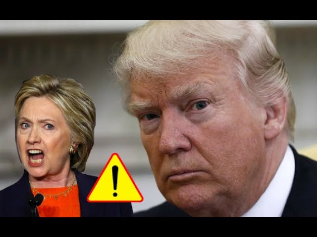 Warning to President Trump on New Attorney General, Hillary Clinton and 2020 Election