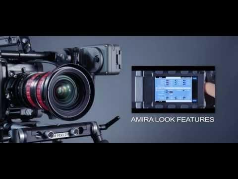 ARRI AMIRA vs Sony F55