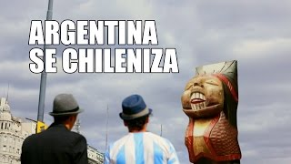 Jorge Alís - Argentina se chileniza!