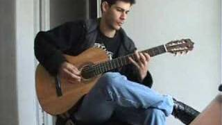 3 doors down here without you classical guitar cover