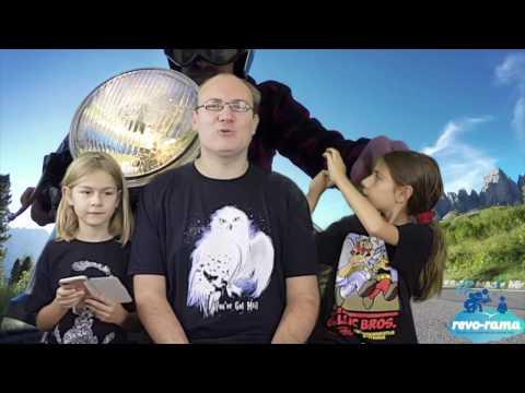 Le Revo-Rama teste la Go Pro Hero 5 Black au Parc Astérix pour Peur sur le Parc !