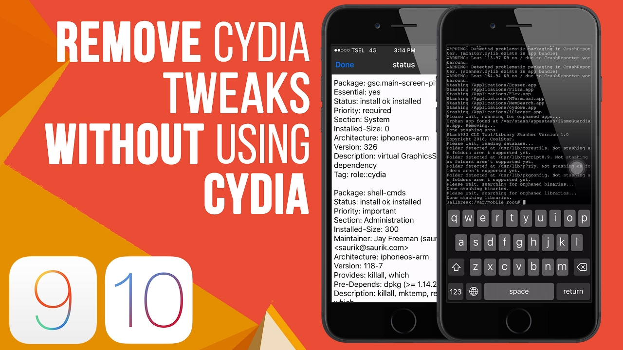 How to remove cydia tweak without using cydia for ios 102 933 how to remove cydia tweak without using cydia for ios 102 933 921 jailbreak ccuart Choice Image