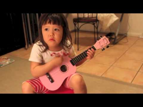 Year Old Guitar Lesson