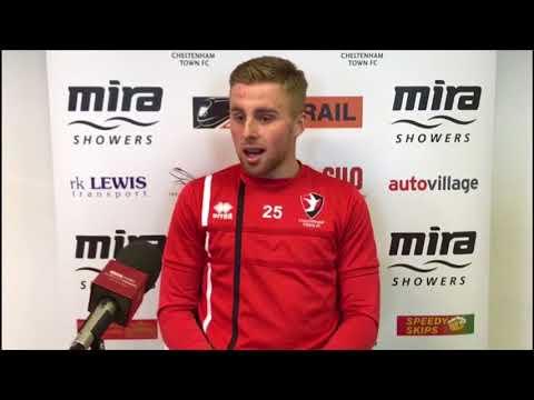Robins TV: Joe Morrell previews Cambridge United clash