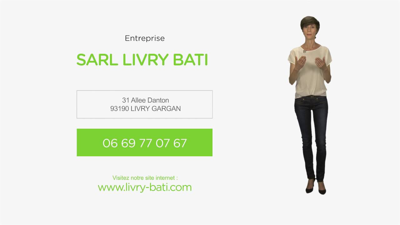 Entreprise Generale De Batiment 77 entreprise générale du batiment à livry gargan : sarl livry bati