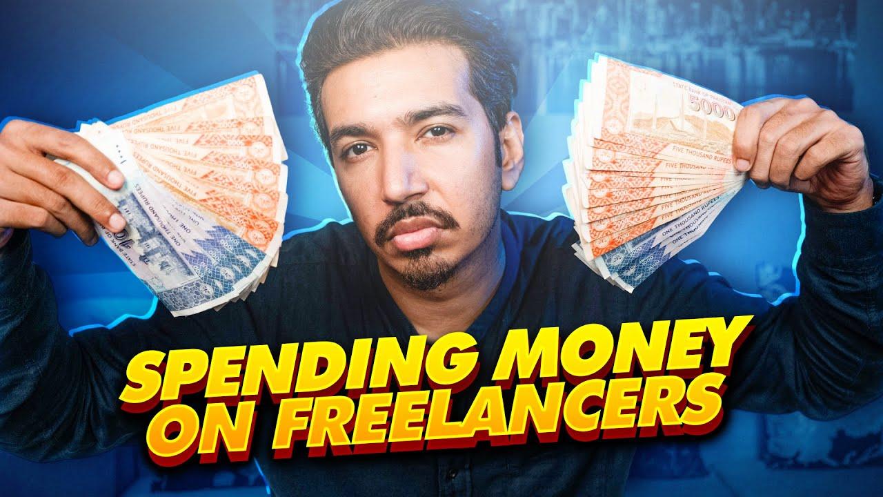 Spending Money on Freelancers   Mooroo x Amaanullah x JS Bank