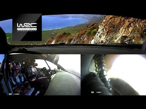 WRC - Rally Turkey 2018: ONBOARD Suninen SS12