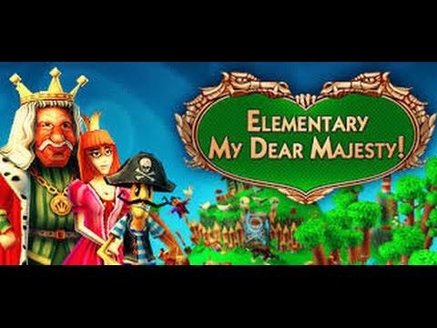 Elementary My Dear Majesty  מנסים לשחק  