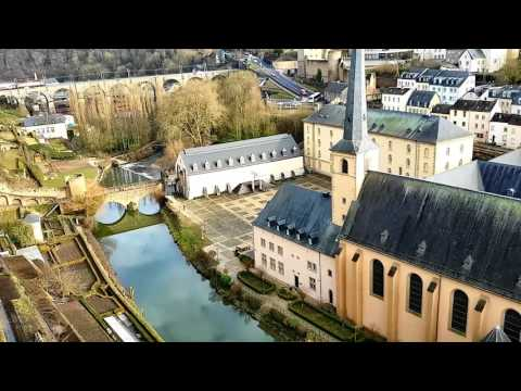 Luxembourg City Guided  Walking Tour