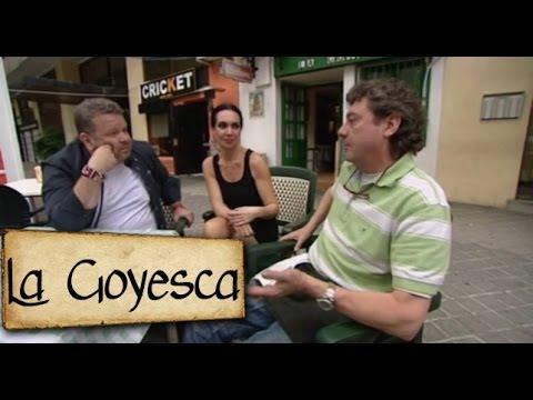 Chicote en Pesadilla - El portero me dijo que le dijera al Pavarotti que no es para cantar