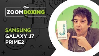 Samsung Galaxy J7 Prime 2 - UNBOXING | ZOOMBOXING