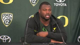 Will Oregon running back Royce Freeman declare for the NFL Draft?