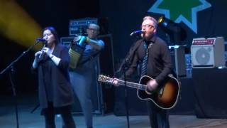 """Flogging Molly  - """"The Kilburn High Road"""" and """"Life in a Tenement Square"""" (Live in San Diego 8-6-16)"""