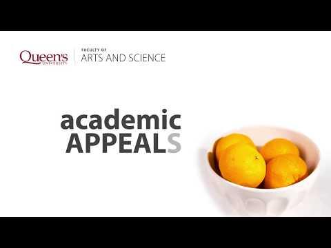 Academic Appeals | Queen's University Arts & Science