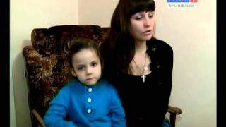 Амине Карауловой требуется срочное лечение за границей(В свои 4 года она не умеет ходить и совсем не разговаривает. Маленькой Амине Карауловой из Вилегодского..., 2015-01-21T10:13:39.000Z)