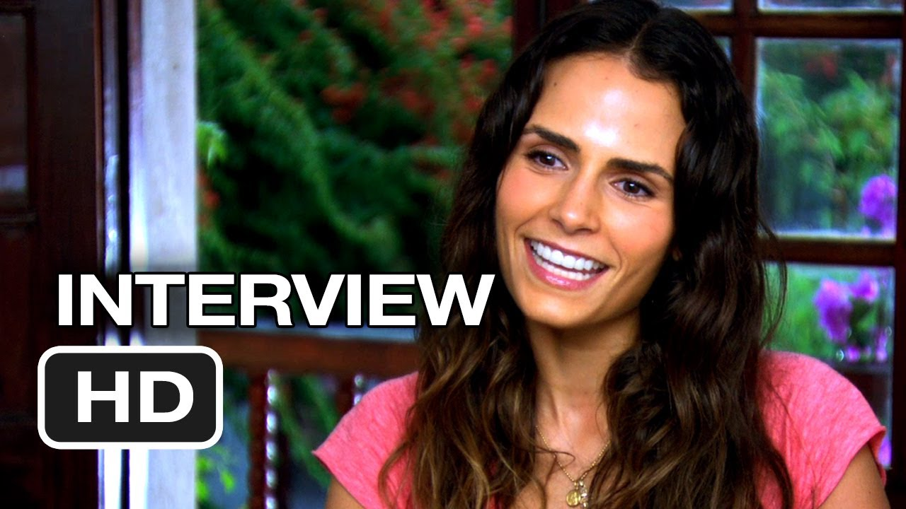 fast & furious 6 interview - jordana brewster (2013) - dwayne