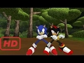 [MMD] (SONIC) - Gangnam Style (chorus)  - Sonic The Hedgehog